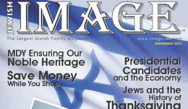 Read Jewish Image Magazine Online – November  2015