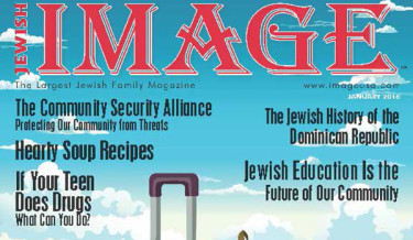 Read Jewish Image Magazine Online – January 2016